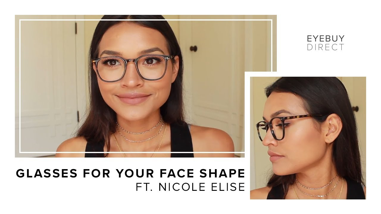 a0b21c0e29a How to Find Glasses That Fit Your Face Shape - Square Round Faces ...