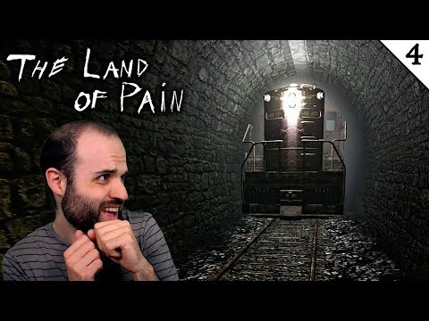 THE LAND OF PAIN #4 | WTF! UN TREN!! | Gameplay Español