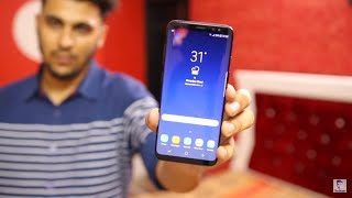 iPhone 10 VS Samsung Galaxy S8 - Galaxy S8 FULL REVIEW in Hindi