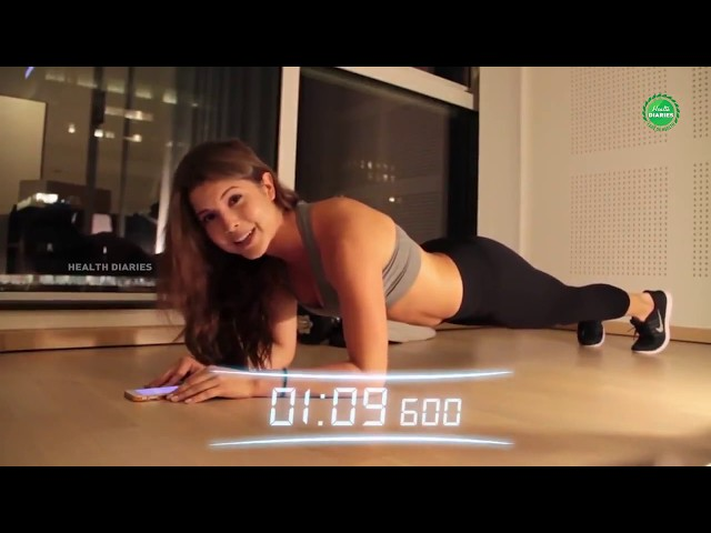 One Minute Plank Abs || Good Reasons Why You Should Do Plank Daily