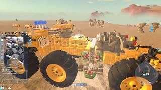 'Behemot' Мега-Проект 'Terra Tech'