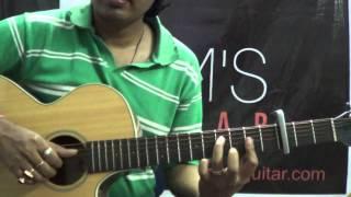 KK-Yaaron Guitar lesson/Tutorial Fingerstyle (www.tamsguitar.com)
