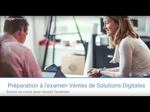 """Péparez vous à l'examen """"Ventes de Solutions Digitales"""" (19.09.2017)"""