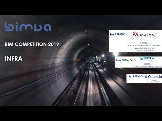 BIMVA2019 | Congreso BIMTecnia y quienes ganaron la competición