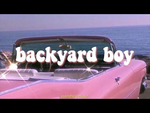 backyard boy — claire rosinkranz (tradução/legendado)