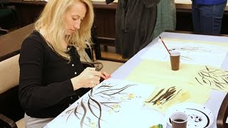 Chinese ink painting in a nutshell | gbtimes Lithuania