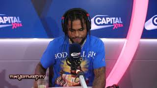 Смотреть клип Dave East - Tim Westwood Freestyle