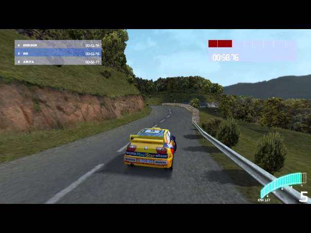 Colin McRae Rally 2 [2000] (Full Season Gameplay) #3 France