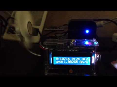 Raspberry Pi Bitcoin Mining Rig