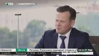 Недвижимость. Александр Михайлов, первый заместитель гендиректора ГК GIRAFFE ''Крановые технологии''
