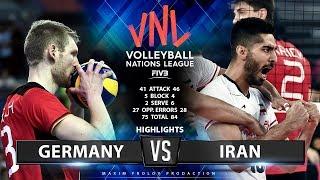 Germany vs Iran   Highlights Men