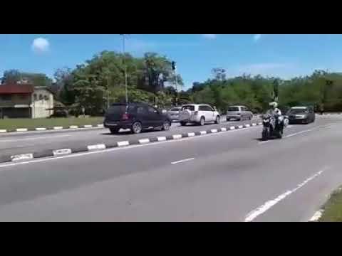 Brunei classic 2018 Route mulaut