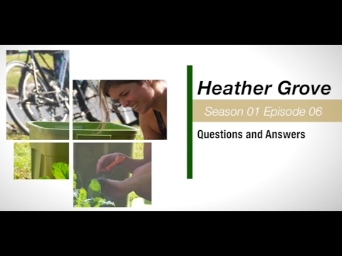 S01E06 - Heather Grove of Fleet Farming Questions and Answers