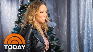 Mariah Carey Talks New Docuseries 'Mariah's World' But Not About Bryan Tanaka | TODAY