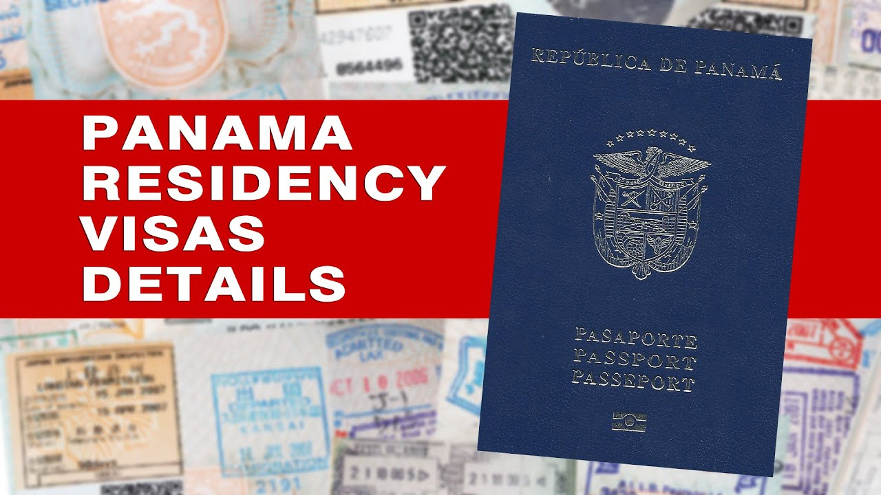 Panama passport immigration residency visa details youtube thecheapjerseys Images