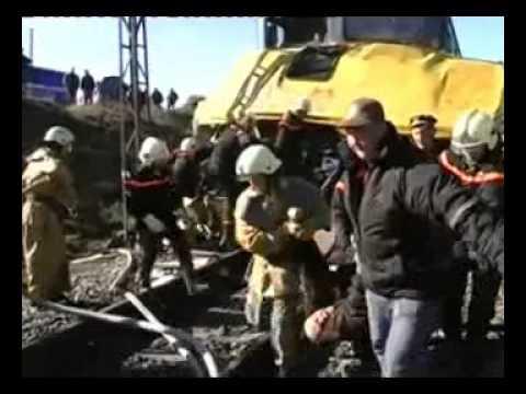 Очень страшная авария на ж д  переезде!!! Которая шокировала мир!!!