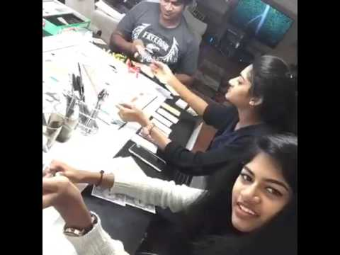 Hang Out With Samuel, Sharon & Stella Ramola Dhinakaran