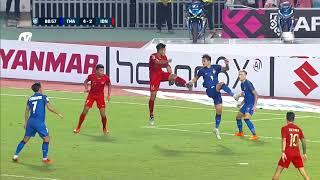 Fachruddin Wahyudi Aryanto 89' Vs Thailand (AFF Suzuki Cup 2018 : Group Stage)