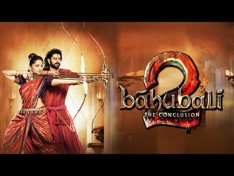 Bahubali 2 first look   Baahubali Conclusion (Bahubali Part 2)  HD Trailer Download 2017