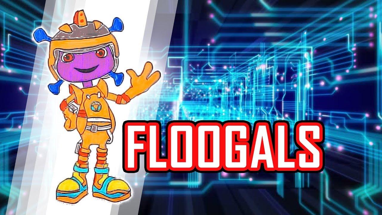 Disegni Da Colorare Armadio Di Chloe : Floogals cartone animato italiano con tanti nuovi episodi flugas