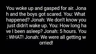 Imagine Jonah Marais season 2 part 21