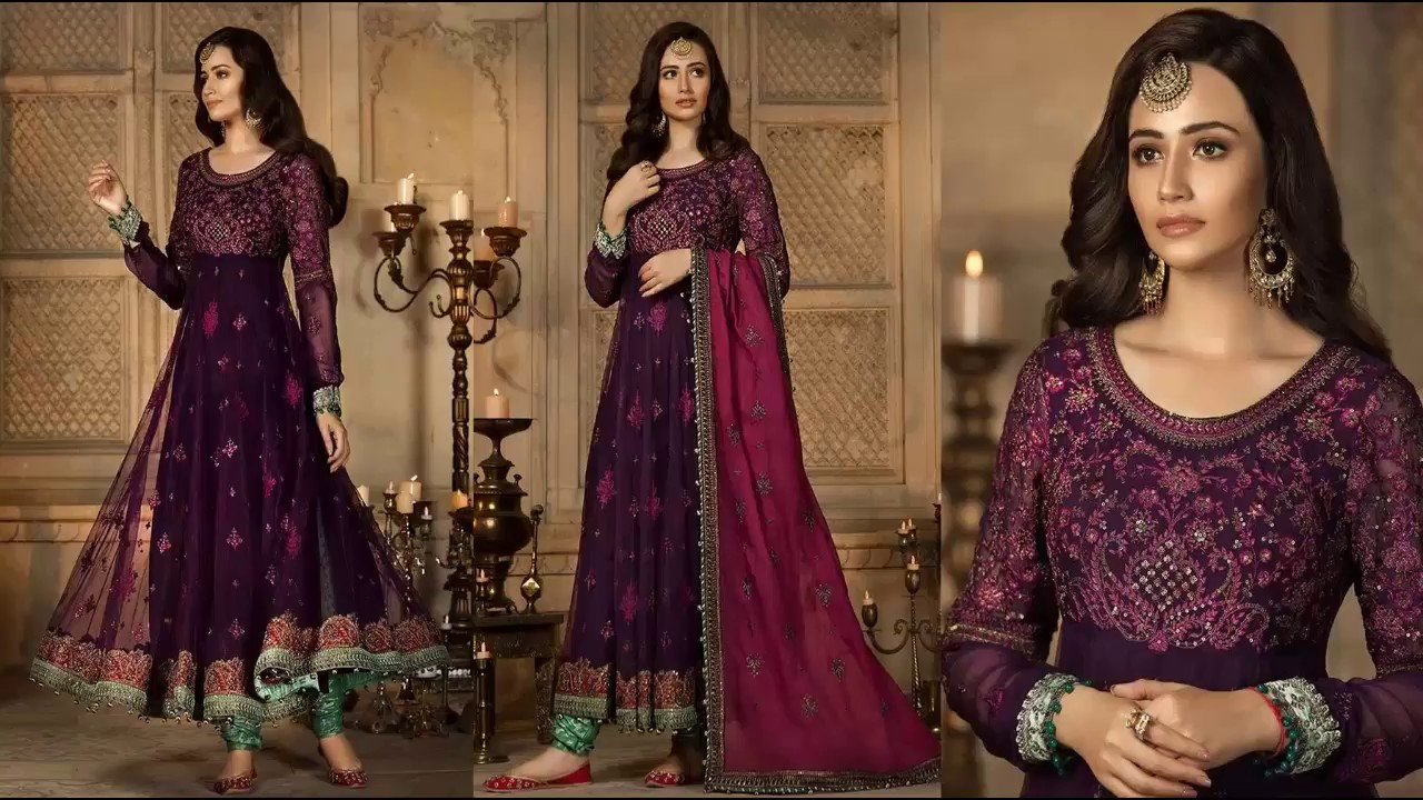 91c18a84c4 Maria B MBROIDERED Eid Collection 2018 Vol 2 - YouTube