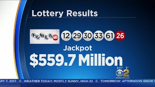 Winning Powerball Ticket Sold At Local Market In New Hampshire
