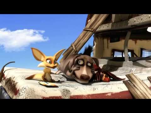 Oscar's Oasis Episode 49 Godlizard Returns Video Clip