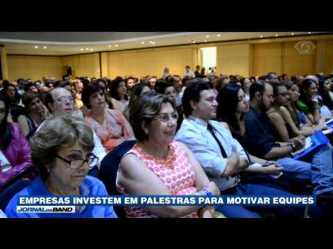Mercado de palestras cresce no Brasil