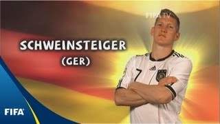 Bastian Schweinsteiger - 2010 FIFA World Cup