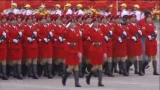 Tentara perempuan china military HD P1050