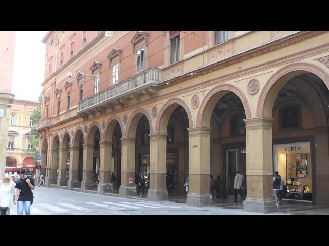 Bologna - Museo a cielo aperto