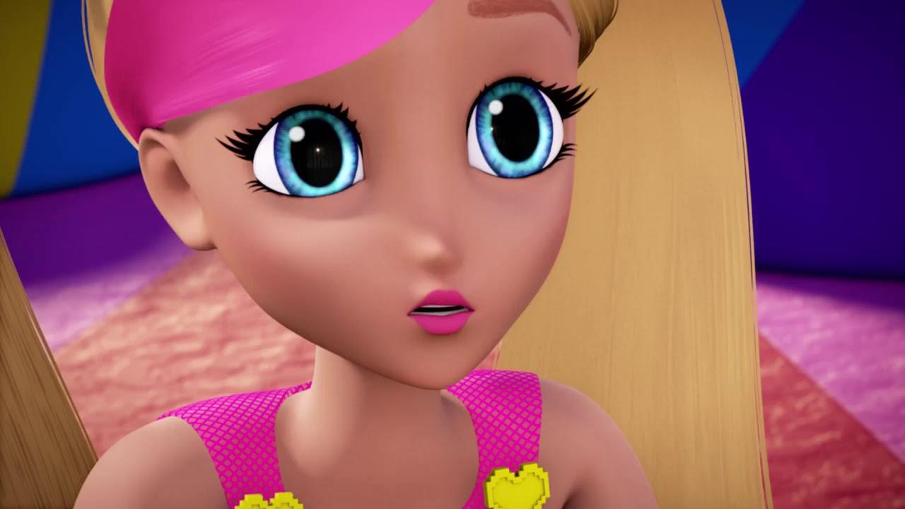 Download Barbie video game hero 2017