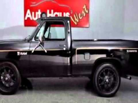 1982 dodge d series d150 truck lake forest ca youtube. Black Bedroom Furniture Sets. Home Design Ideas