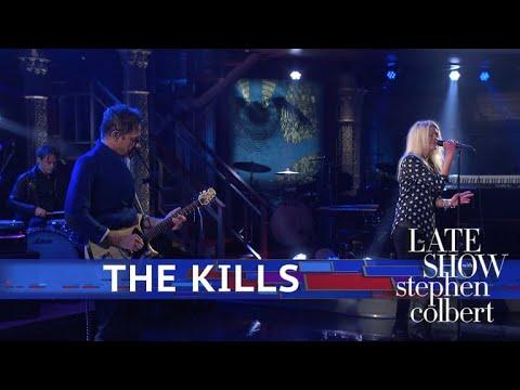 The Kills Perform 'List Of Demands (Reparations)'
