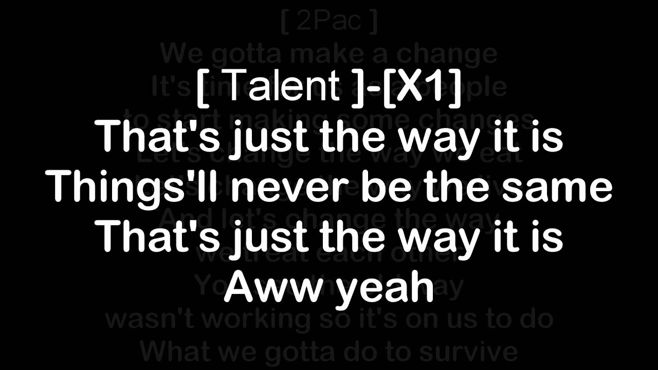 2Pac – Changes Lyrics | Genius Lyrics