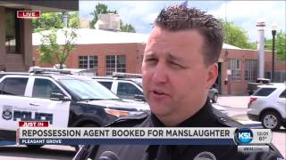Repossession Agent arrested after accident that killed Utah woman