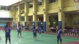 鳯翎盃女子排球邀請賽2016 香港仔聖伯多祿天主教小學