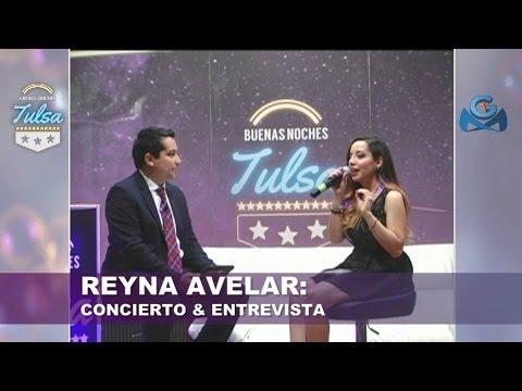 Buenas Noches Tulsa - Concierto y Entrevista de Reyna Avelar