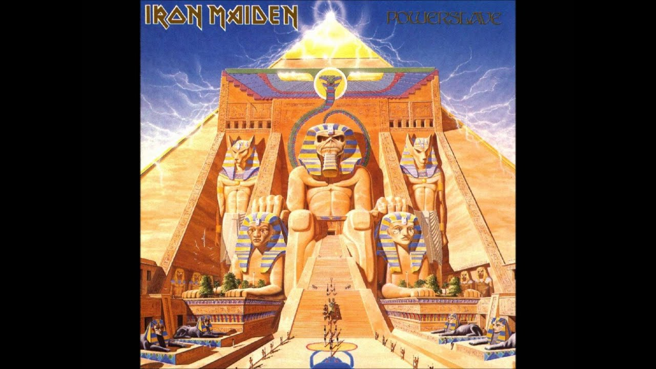iron maiden powerslave bass drums and vocals hq youtube. Black Bedroom Furniture Sets. Home Design Ideas