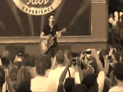 Falling Slowly by Kris Allen OFFICIAL MUSIC VIDEO!