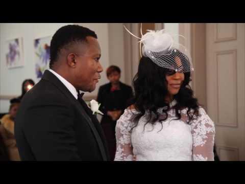 Cabinda Gabriel Bongo Homem wedding