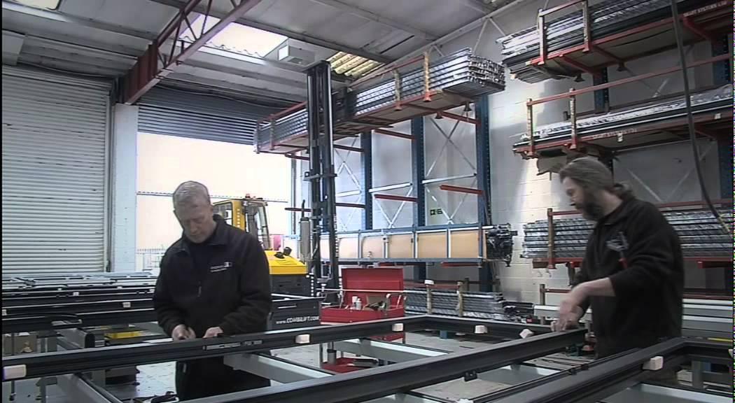 Express Bifolding Doors factory tour Tel 0800 121 4809 - YouTube
