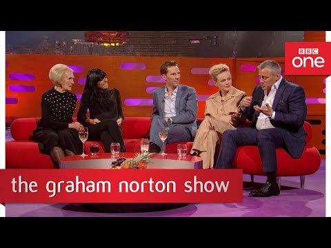 Matt LeBlanc once ate food David Schwimmer had spat out  - The Graham Norton Show: BBC One