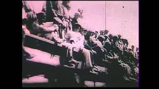 видео   прибытие первого поезда в Душанбе