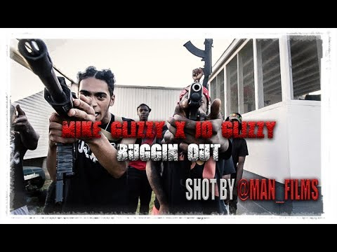 Mike Glizzy & Jo Glizzy - Buggin Out (Official Music Video) Shot By @Man_Films