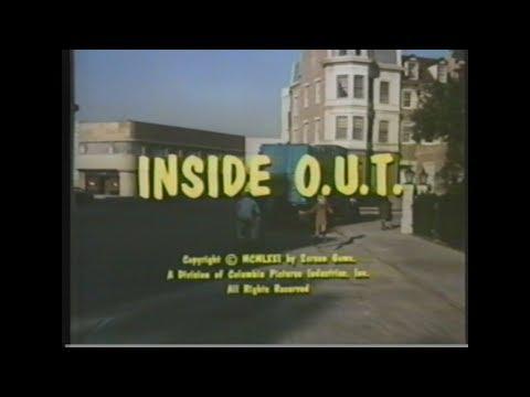 Inside O.U.T. 1971 TV Pilot