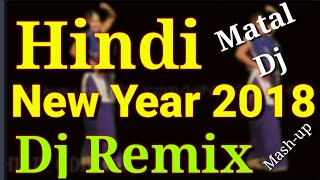 Gambar cover Happy New Year 2018  Hindi Dj Remix For only Dance