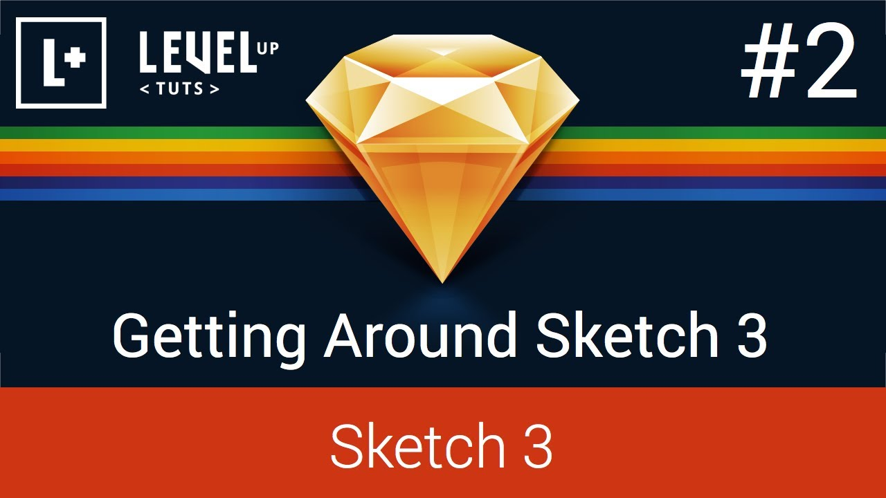 sketch app tutorials 2 getting around sketch 3 youtube