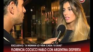 Canal 26 -Florencia Cocucci HABLO CON ARGENTINA DESPIERTA